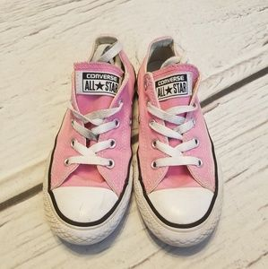 Converse All-Star Pink Girl's shoes